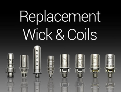 Replacement Wick & Coils